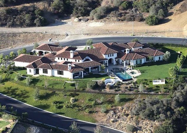 Britney Spears Thousand Oaks in California