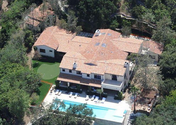 Justin Timberlake, Beverly Hills