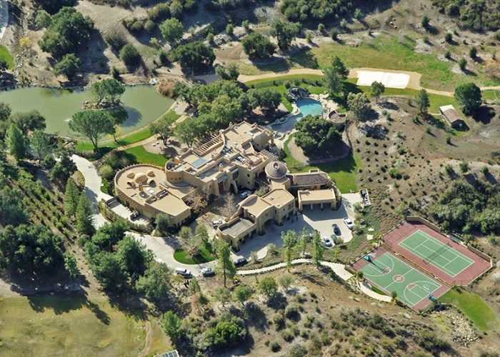 Will-Smith-Calabasas-Home