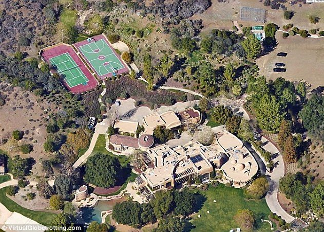 Will Smith's $20 Million House