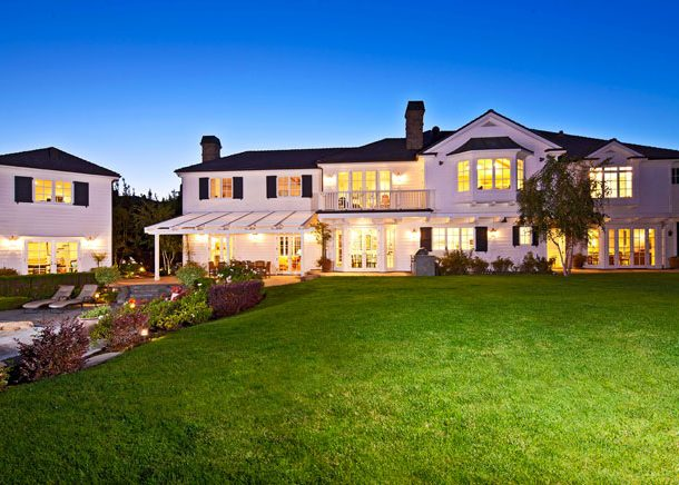 casa a Bel-Air di Gordon Ramsey 7 mil