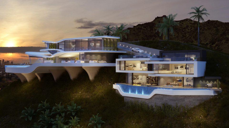 design, sky house