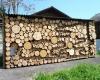 arte catasta legna