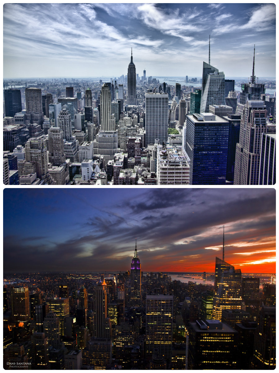 new-york-empire-state-building-night-and-day