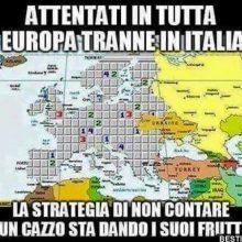 attentati in italia meme satira politica