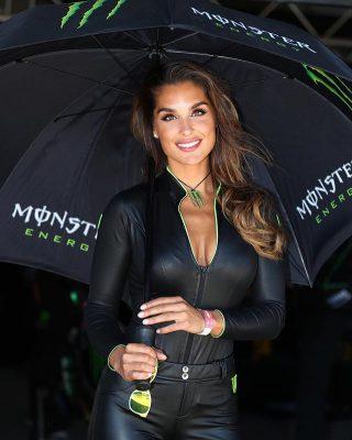 ombrelline motogp paddockgirls umbrellagirls hot claudia