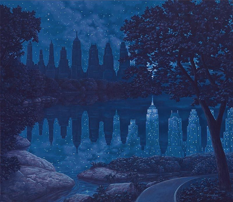 surrealismo-Robert-Gonsalves