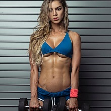 fitness girls model
