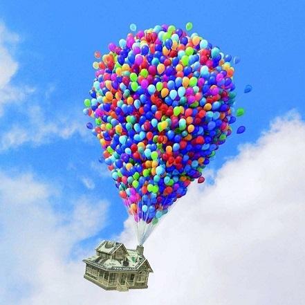 up casa volante soldi sondaggi