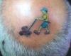 tatuaggi folli tosaerba