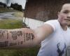 tatuaggi folli scontrino mcdonald