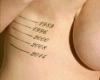 tatuaggi folli seno