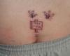tatuaggi folli mosche