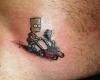 tatuaggi folli bart