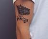 tatuaggi folli carrello spesa